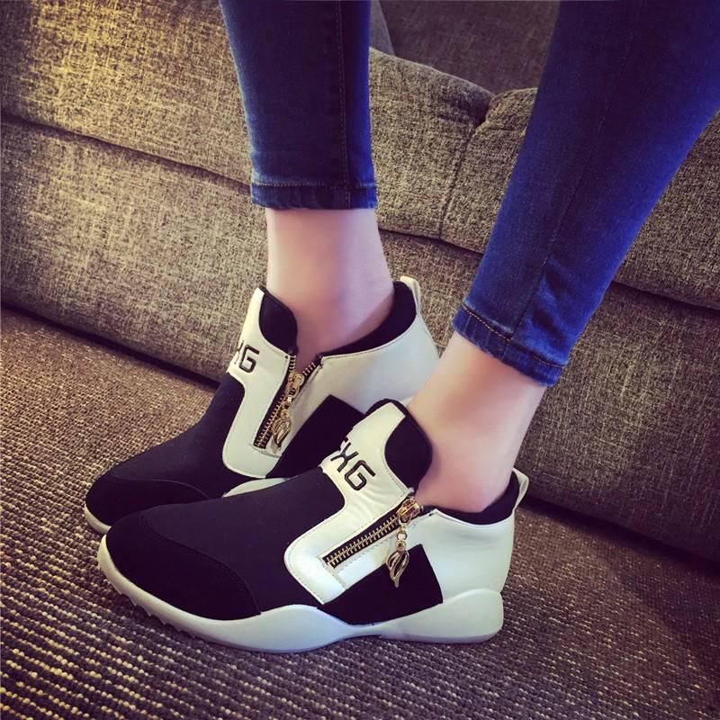 ☎阿甘鞋2016 鞋 鞋單鞋炮彈鞋潮輕便跑步鞋子尖頭高跟鞋厚底涼鞋厚底跟鞋楔形涼鞋楔形跟鞋