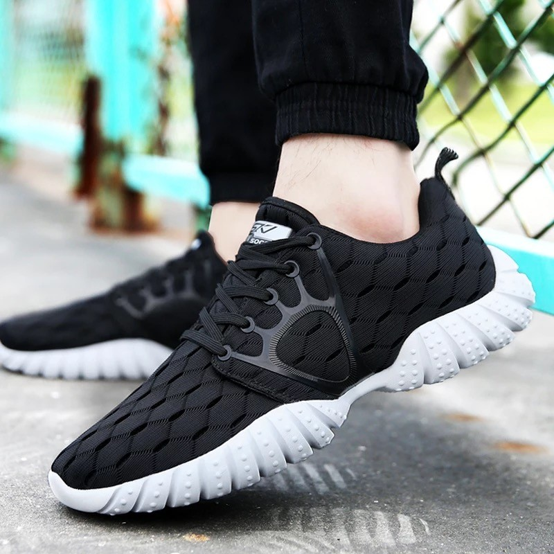 8 30 到貨2016 品牌男鞋 鞋男士跑步鞋透氣網面休閒潮鞋旅遊鞋輕便情侶跑步鞋