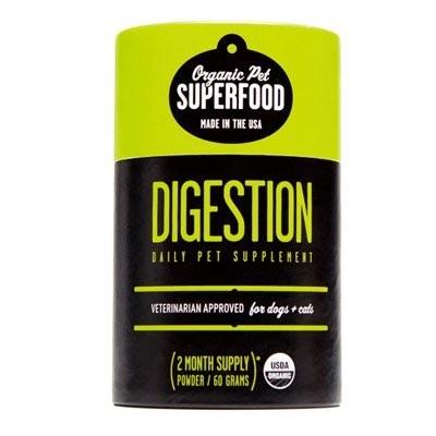 Organic Pet Superfood 藥食菇蕈保健系列消化整腸配方貓狗