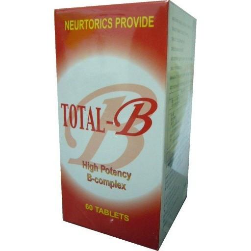 保健 TOTAL-B 高單位維他命B群 60錠