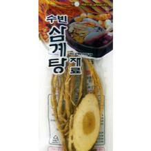 韓國人蔘料理包70g 煮人蔘雞湯 在家輕鬆上桌好料理