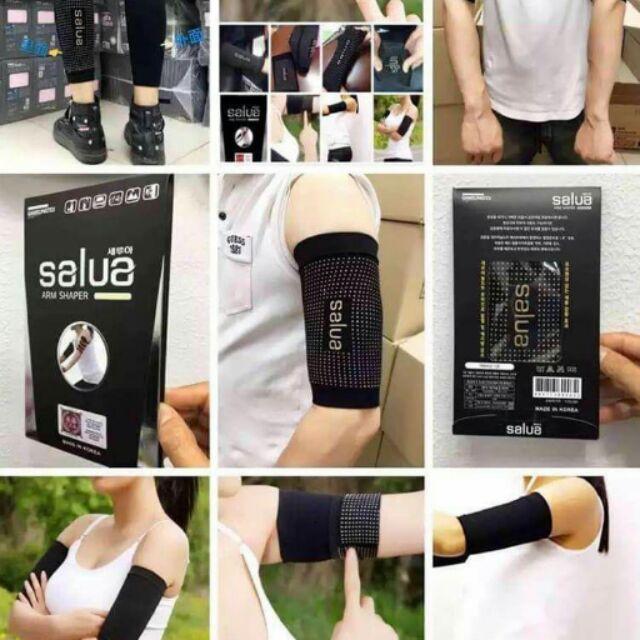 Salua 溶脂顆粒專利瘦手臂套(一雙)