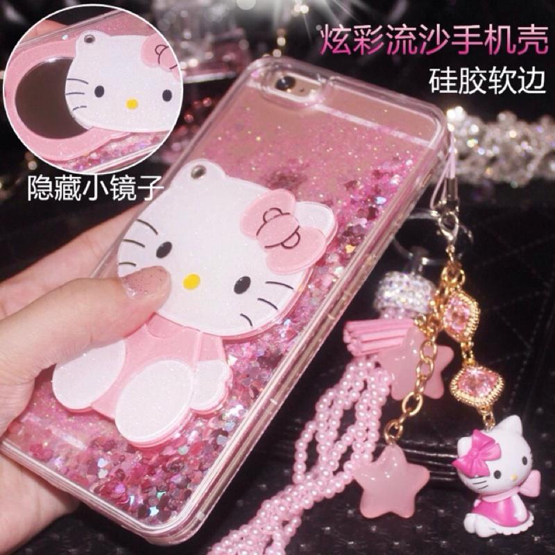 ~星象Star ~i7 kitty 鏡子殼iPhone 6 6s 6plus 5 5se