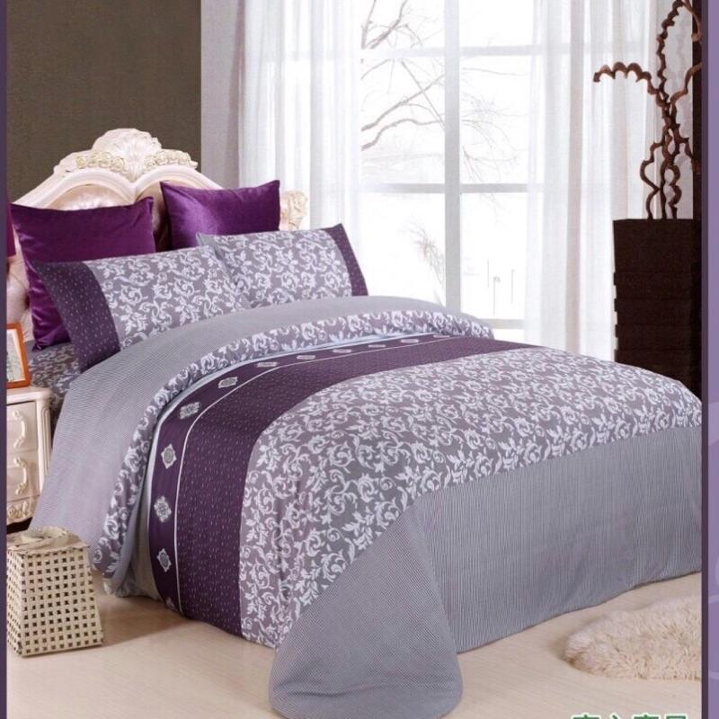 天絲絨雙人床包組單人床包組雙人床包組加大床包組兩用被套床包三件組床包四件組