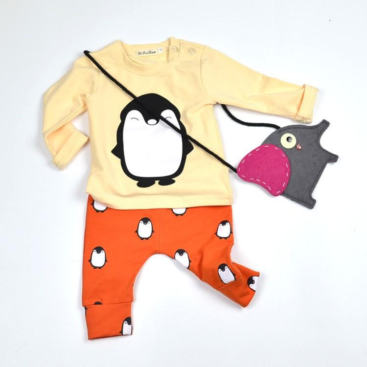 兩件套❤兒童套裝秋款男女寶寶長袖純棉加厚毛圈