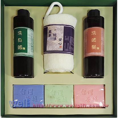 茶摳沐浴香皂 TSS 2203G