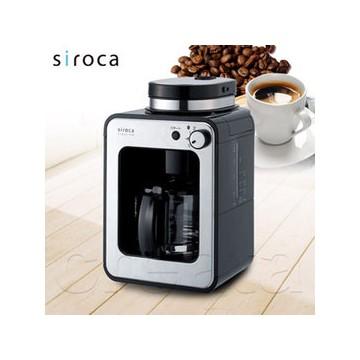 ~ siroca ~crossline 自動研磨咖啡機STC 408