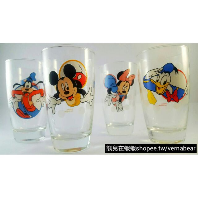 迪士尼杯子四入組