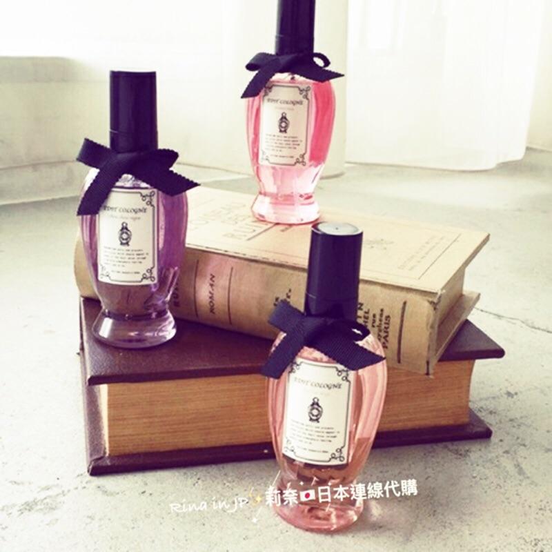 [連線 ] 製EDIT COLOGNE 黑色蝴蝶結香水噴霧87ml 香水護手霜50g