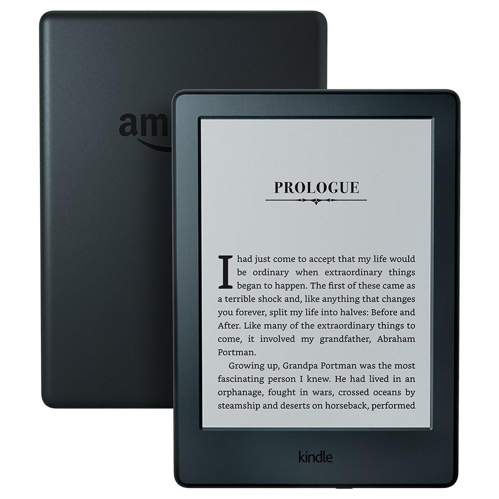 美國亞馬遜Amazon All New Kindle 8 代2016 6 吋Wifi 電子