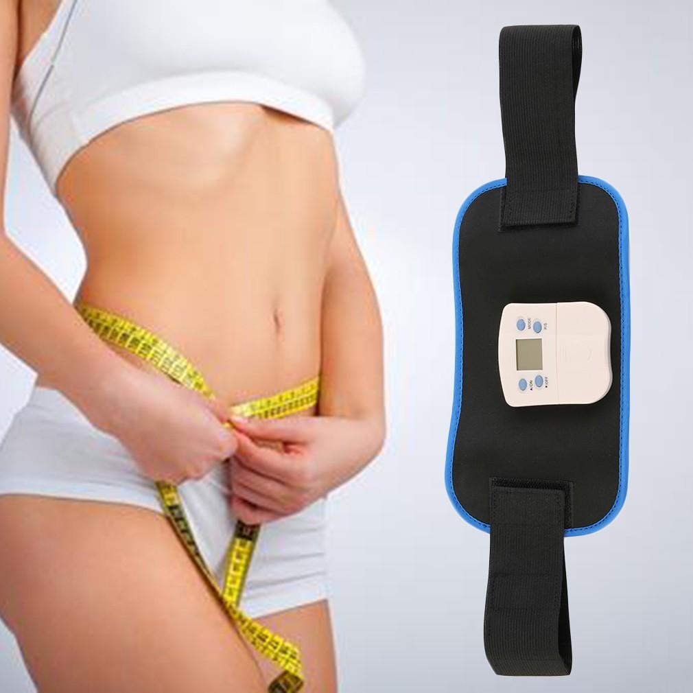 電子肌肉臂腿腰腹部按摩,健身腰帶修身