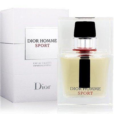 ◆NANA ◆Dior Homme Sport 男性淡香水香水空瓶分裝5ml