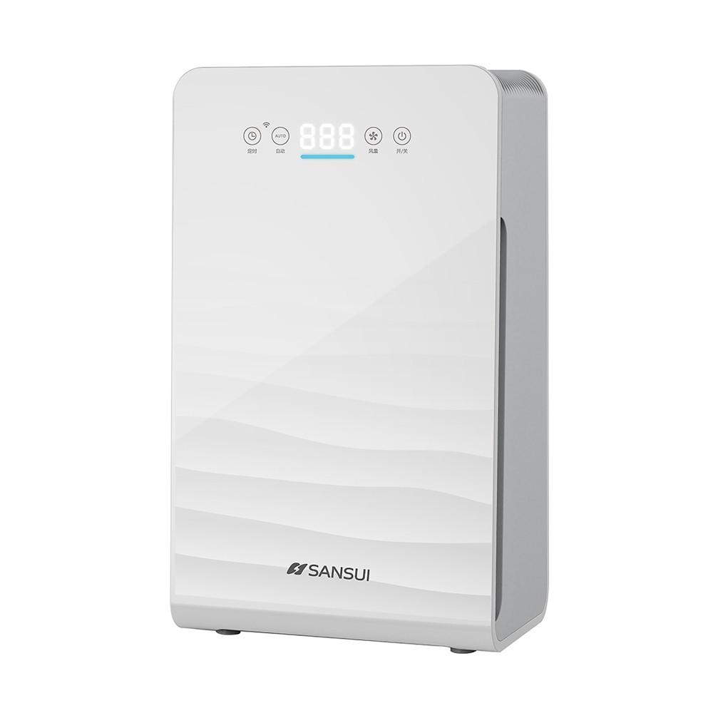 【SANSUI日本山水】智慧顯示空氣清淨機空氣清淨機SAP-5558