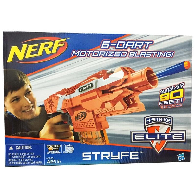 ~W 先生~NERF ELITE 殲滅者自動衝鋒槍孩之寶軟彈槍安全子彈泡棉子彈玩具槍空氣槍