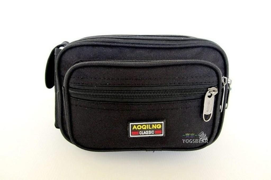 悠格~YOGSBEAR ~防水大容量 腰包霹靂腰包休閒腰包防扒腰包手拿包護照包外出包錢包腰