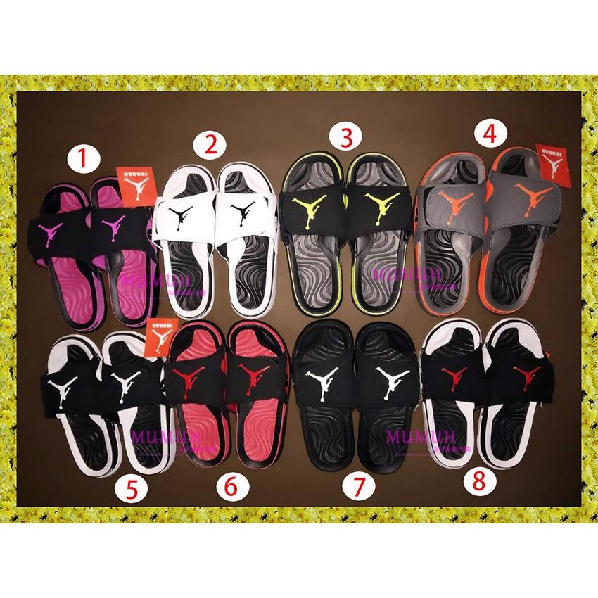 實拍NIKE AIR jordan Hydro Retro 喬丹4 代拖鞋涼鞋 款附送鞋盒