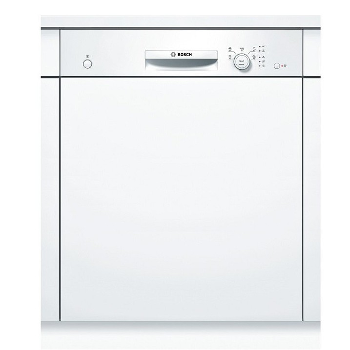 【BOSCH 博世】 SMI53D02TC 2系列 60cm 洗碗機 半嵌式