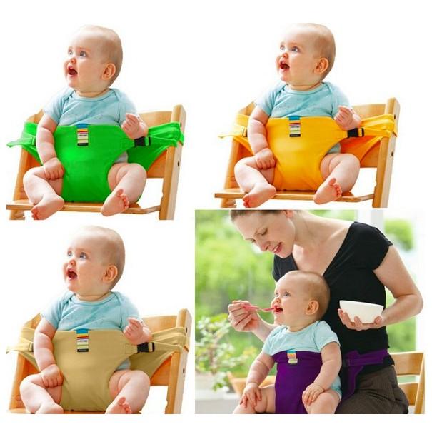 Momo House  TFA 便攜式嬰兒餐椅固定帶兒童餐椅就餐腰帶