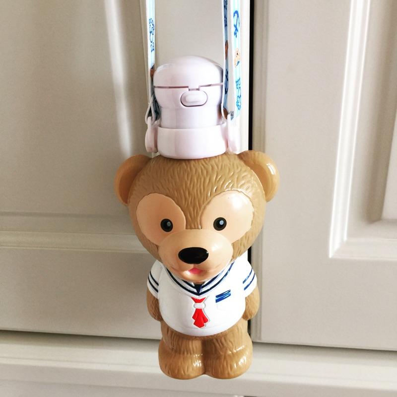香港迪士尼達菲熊水壺