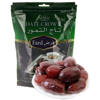 CROWN 皇冠品牌中東黑鑽石天然椰棗阿聯酋天然椰棗250g