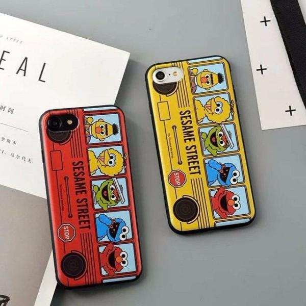 iphone6 iphone6s iphone7 手機殼❤️芝麻街elmo 手機保護殼