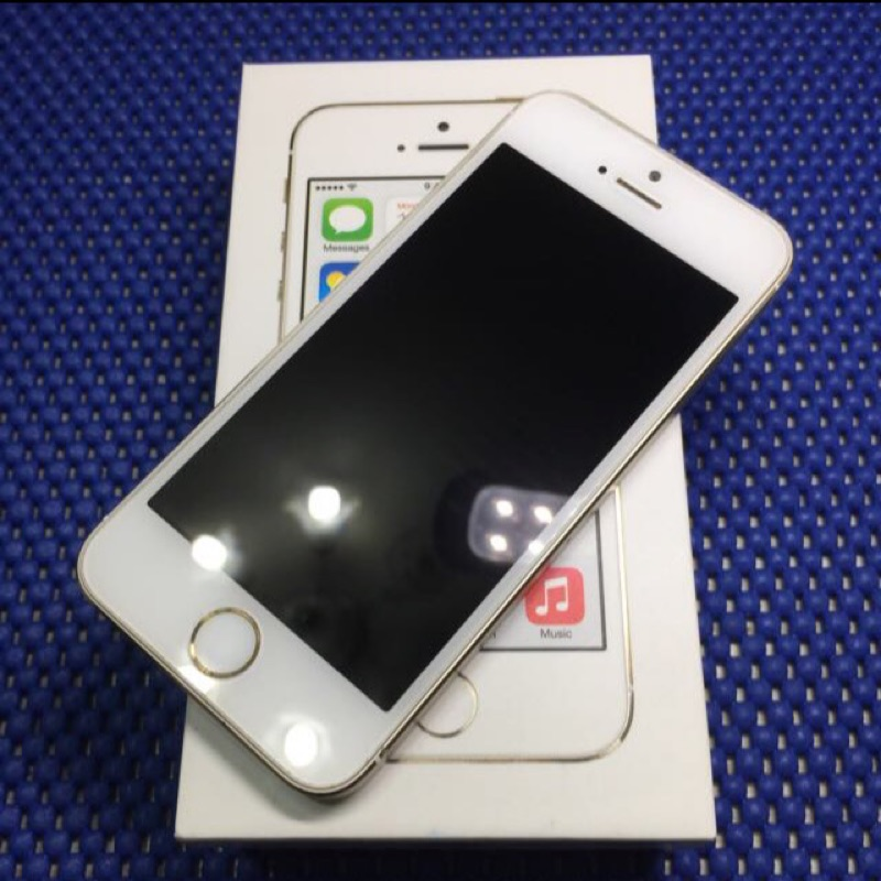 iPhone 5s 16GB 土豪金