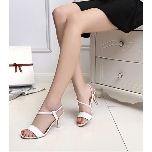夏小清新甜美女式露趾高跟坡跟涼鞋防水台一字式扣帶女鞋圓頭低跟鞋尖頭低跟鞋圓頭高跟鞋尖頭高跟