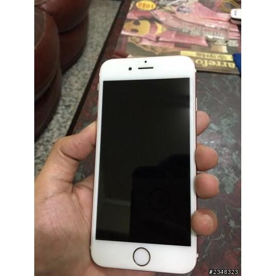 Apple iphone 6s 玫瑰金64G 台積電CPU 版本 內完整盒裝