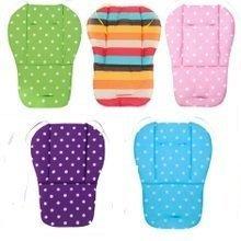 小饅頭本舖嬰幼兒點點推車保護墊餐椅墊
