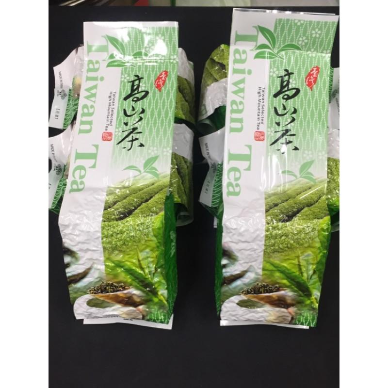 高山四季春青茶
