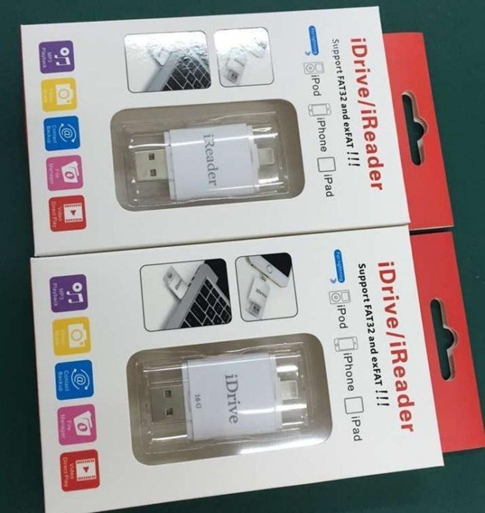 64G 64GB 蘋果安卓手機電腦三用隨身碟USB Apple Iphone 6s 玫瑰金