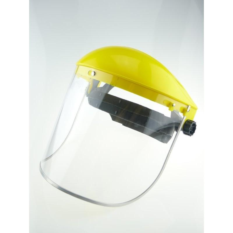 ~GIDI 儀器~防護面罩透明鏡片可調整頭圍割草機用面罩另售鏡片安全面罩安全眼鏡護目罩防護