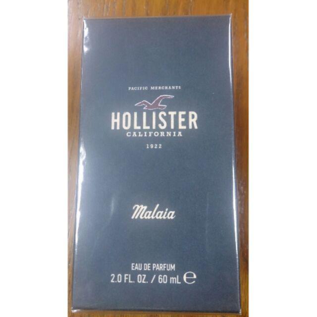 Hollister 女性淡香水 包裝60ml  ,不賣假貨