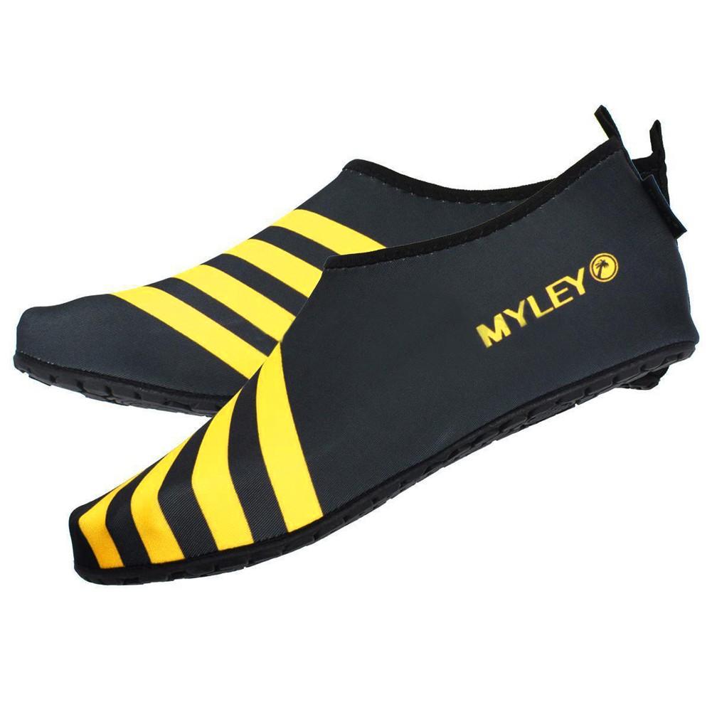 男士皮鞋水鞋水族潛水 鞋襪泳池海灘上衝浪