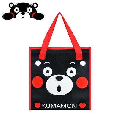 ~flyer 的旅行箱~ 超可愛熊本熊KUMAMON 飯盒袋保溫保冷袋便當袋 袋環保袋手提