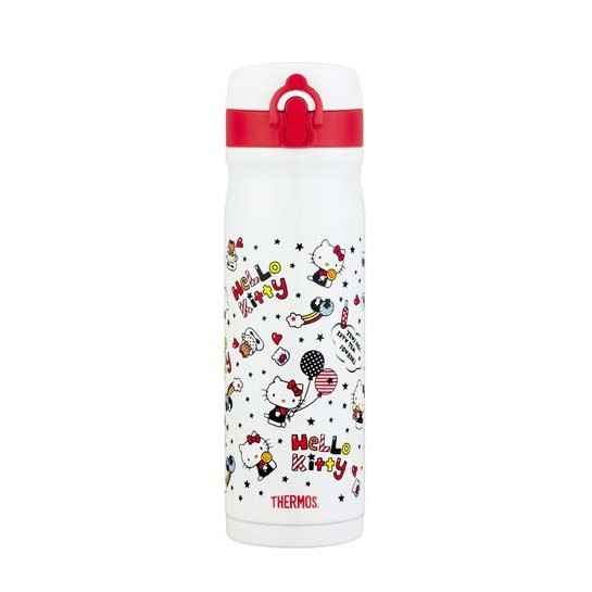 Thermos 膳魔師JMY 501KT WH Hello Kitty 快樂篇 限定款不銹