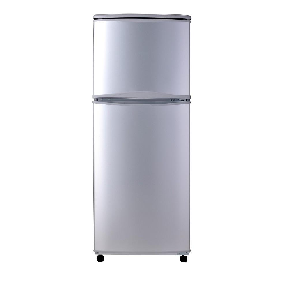 惠增 美國惠而浦Whirlpool 一級能效130 公升風冷無霜星空銀灰色上下門冰箱WTT