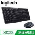 ~自由3C~羅技MK270r 無線滑鼠鍵盤組
