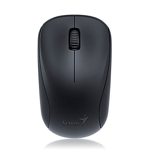Genius 昆盈NX 7000 沉穩黑藍光無線滑鼠 品開發票