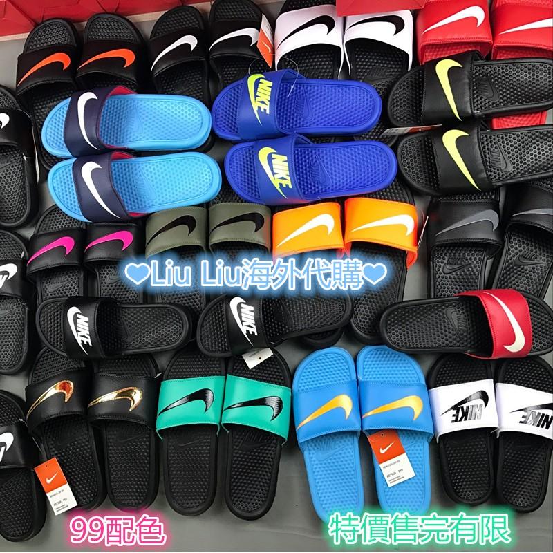 Nike Benassi Swoosh GD 權誌龍同款拖鞋NIKE 拖鞋涼鞋沙灘拖鞋多色
