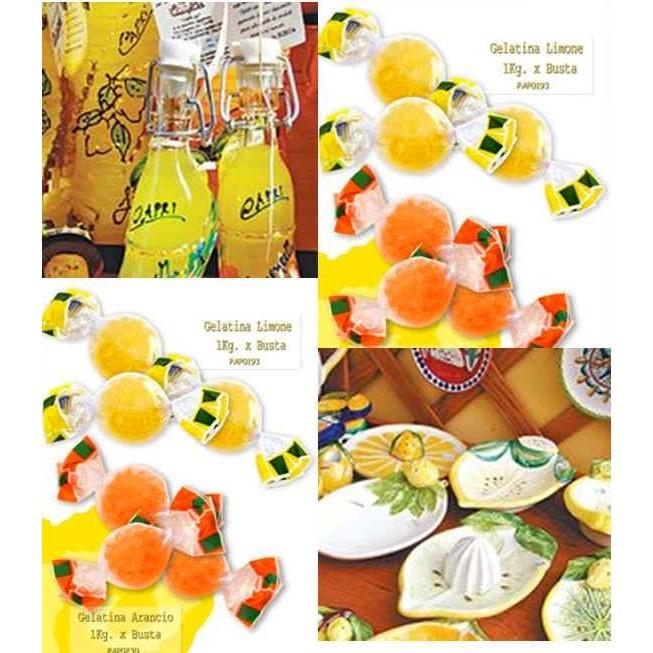 義大利檸檬糖Capri 卡布里島~幸福羊咩坊~╭~檸檬球~╮1 包 區混合款約33 顆~