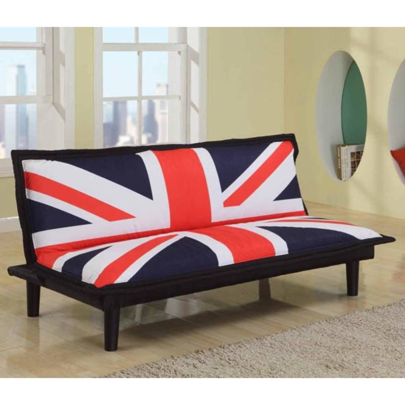 新 ~英倫風~沙發床三人位英式英國國旗工業風酒吧沙發防潑水商業空間