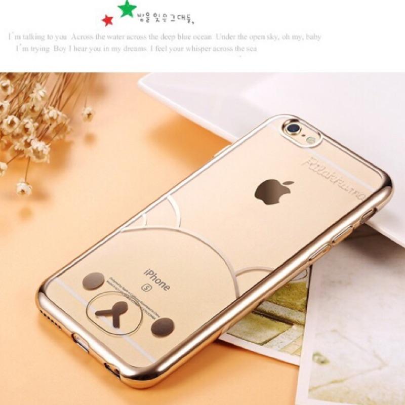Iphone6 6s 電鍍邊框軟殼iphone6 4 7 電鍍iphone6s 卡通軟款i