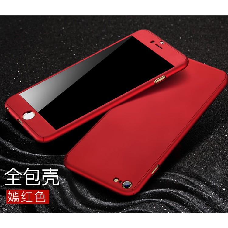 送鋼化膜iphone6 6s 超薄360 度全包覆硬殼iphone6plus 6splus