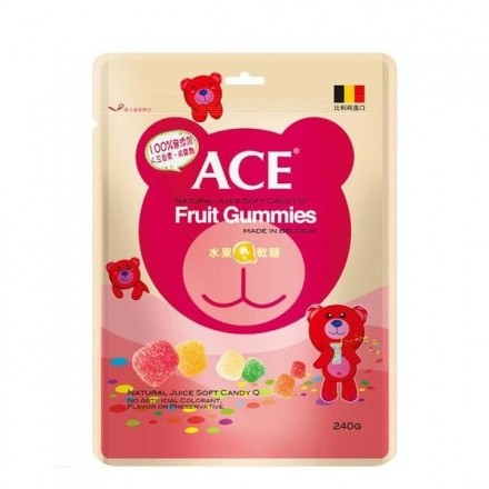 專品藥局ACE 水果Q 軟糖240g