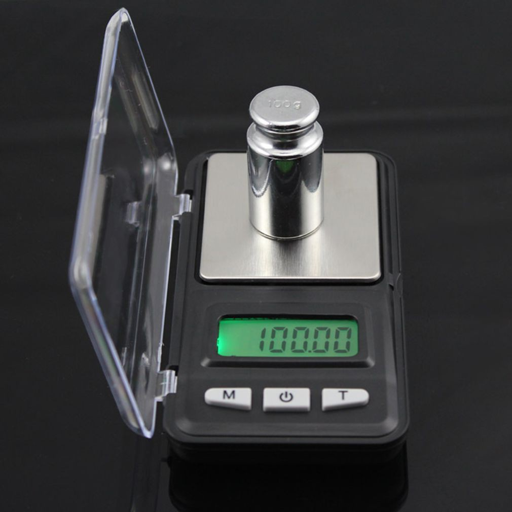 WH 138 手機秤500G 0 1G 黑色