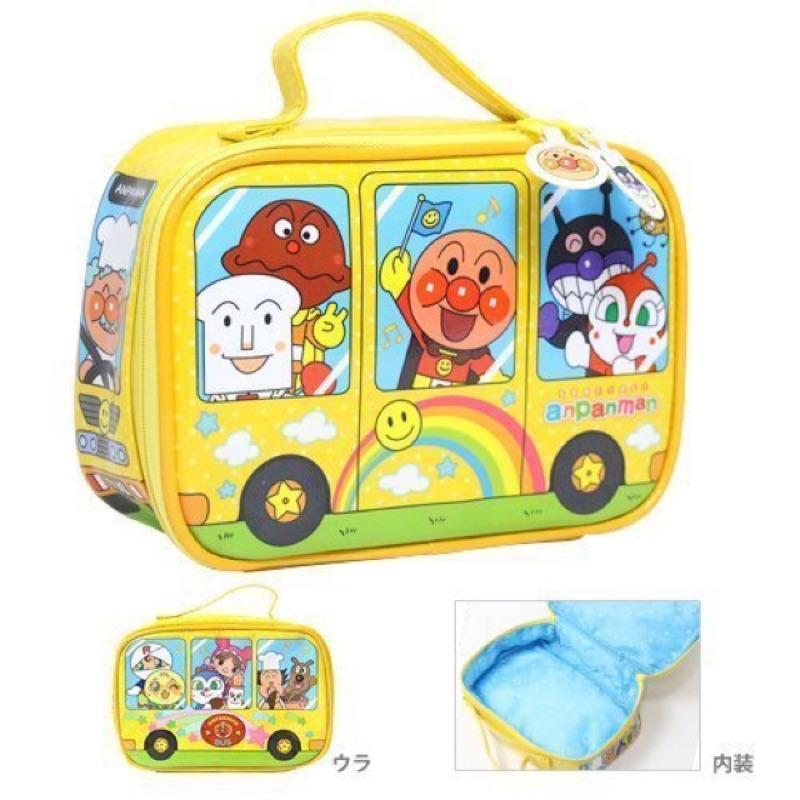 麵包超人黃色小巴士尿布包萬用袋小手提包玩具收納包化妝包