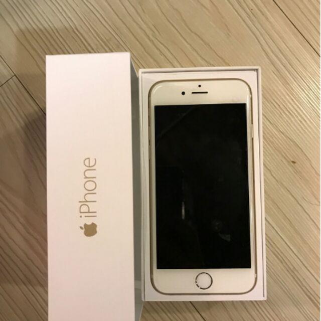Iphone6 16g 金色8200