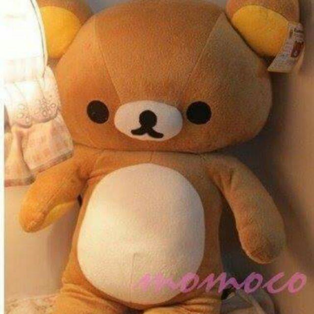 懶懶熊抱枕毯子兩用ng 拉拉熊公仔娃娃