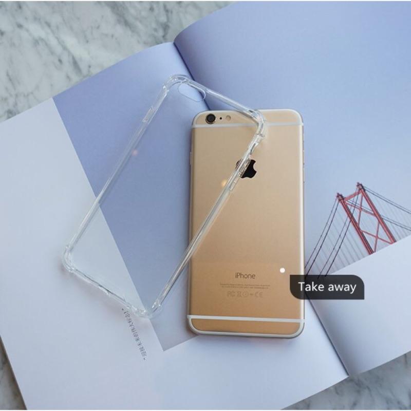 亞克力背部空壓殼iPhone7 手機殼蘋果6 6s 7 Plus 氣囊防摔抗震6p 加厚透